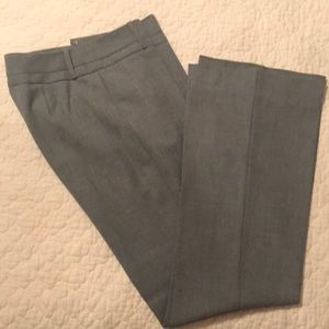 The Limited grey dress pants